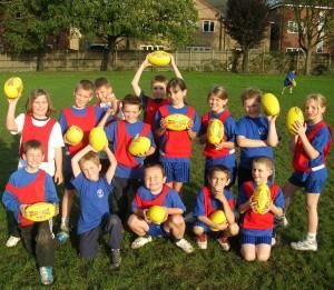 Schools Footy AFL