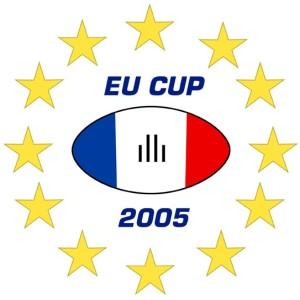 2005 EU Cup logo