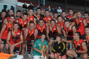 Albania AFL footy team
