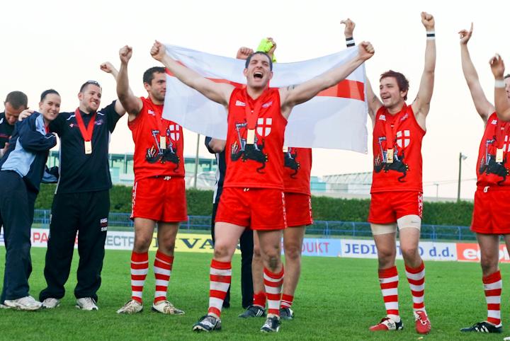 England Dragonslayers AFL