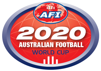 Australian Football World Cup logo