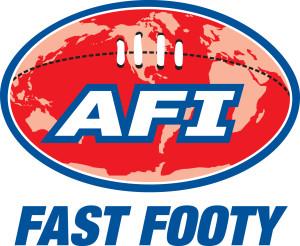 AFI Fast Footy Logo