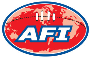 new AFI Logo