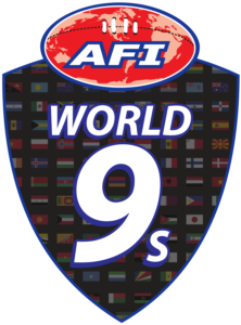 AFI World 9s logo