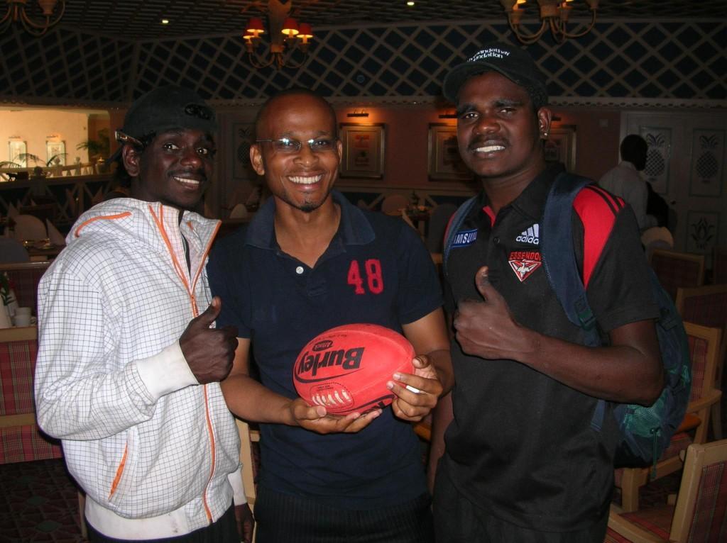 Swaziland AFL footy
