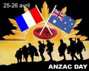 ANZAC Cup AFL logo