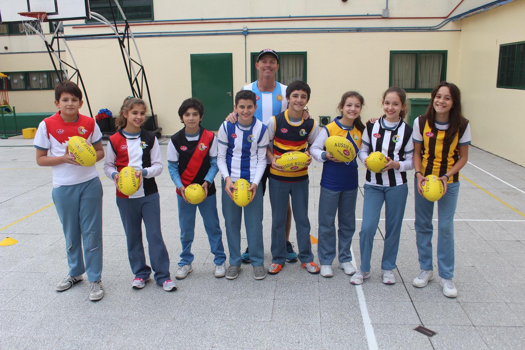 Argentina AFL schools