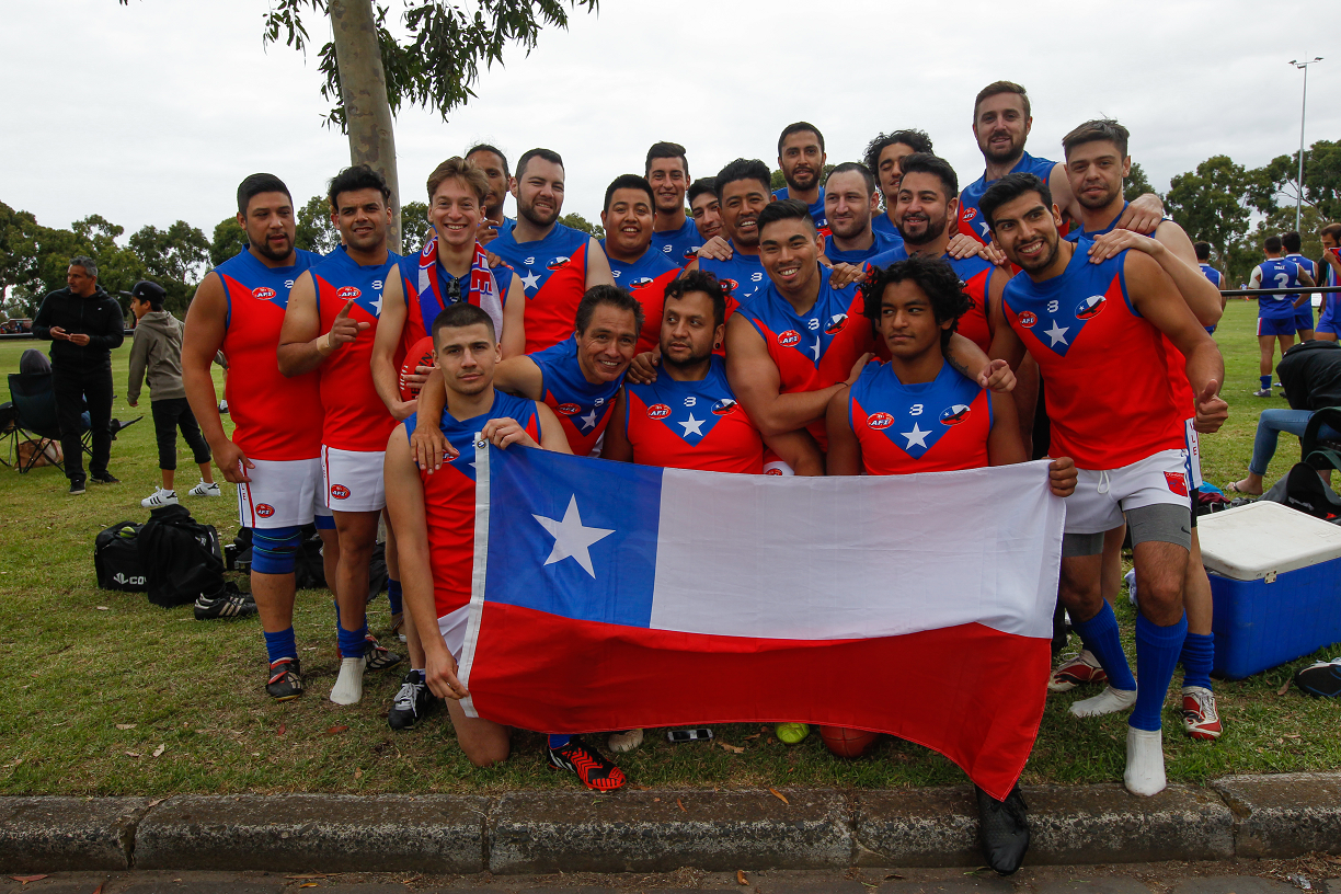 Chile AFL Footy