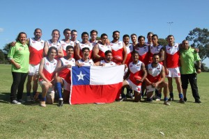 Chilean Condors AFL team