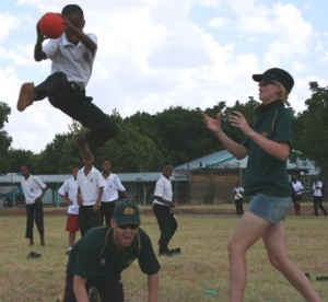 Convicts AFL Africa Clinic
