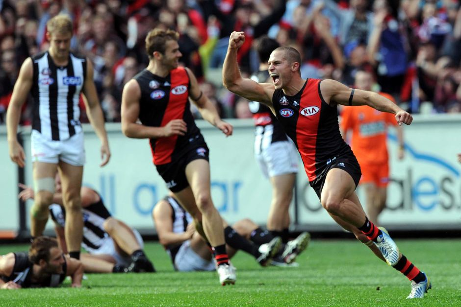 Essendon Bombers AFL club