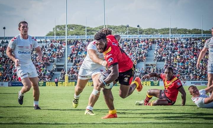 Footy 9s Papua New Guinea