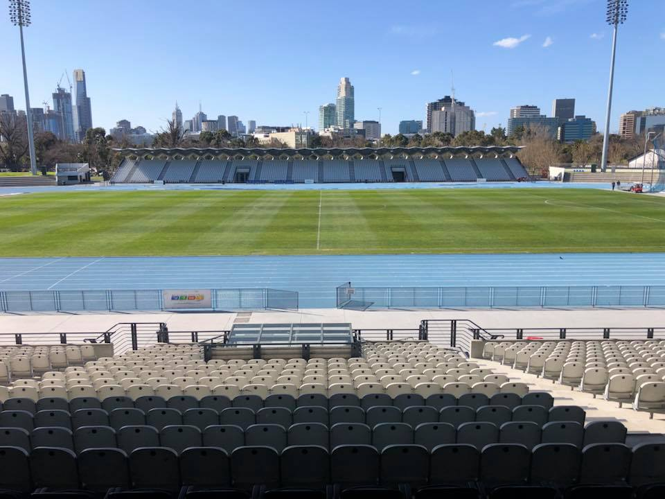 World 9s venue