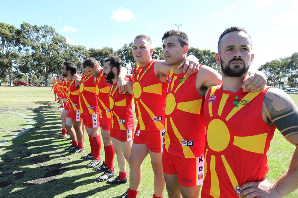 Macedonia Suns AFL