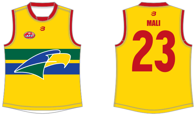 Mali AFL footy jumper