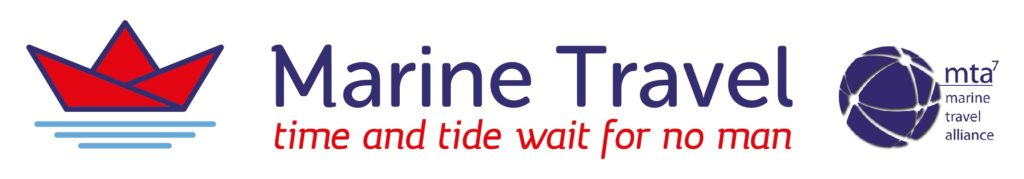 Marine Travel logo