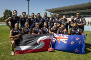 AFI New Zealand footy team