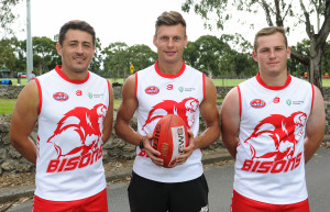 Poland players AFL