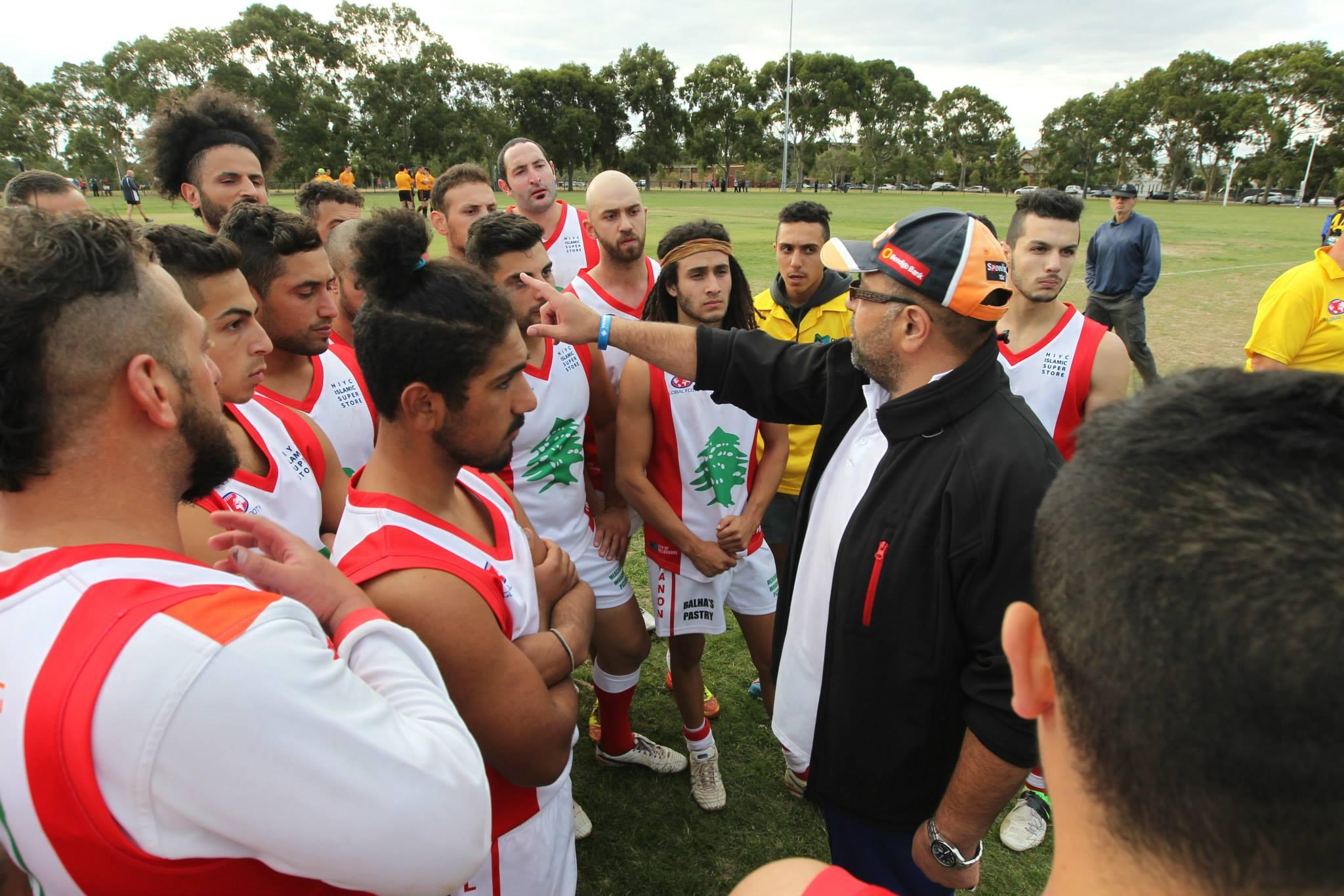 Lebanon AFL footy team