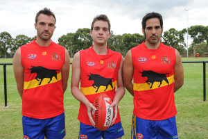 Spanish players AFL