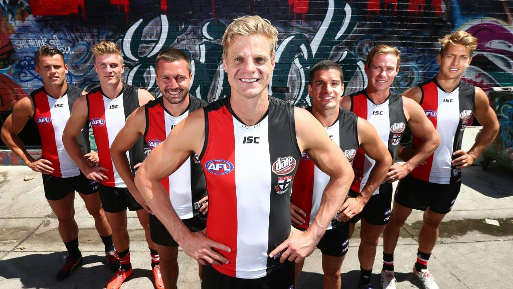 St Kilda Saints AFL club