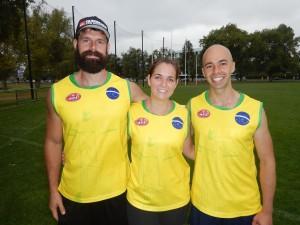Team Brazil AFL
