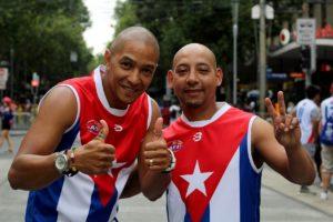 Cuba Footy