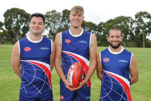 Team Harmony players AFL