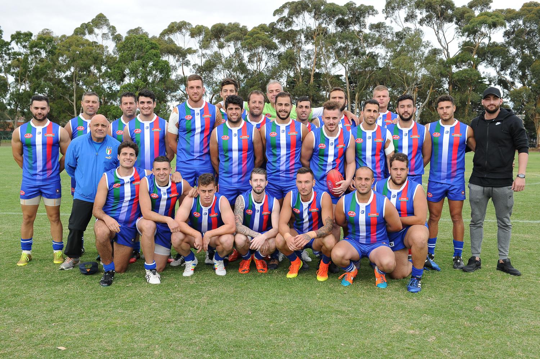 Team Italy AFL