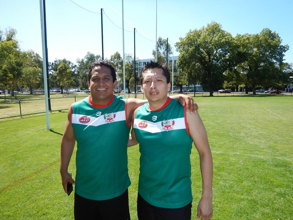 Mexico AFL footy