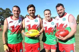 Team Wales AFL