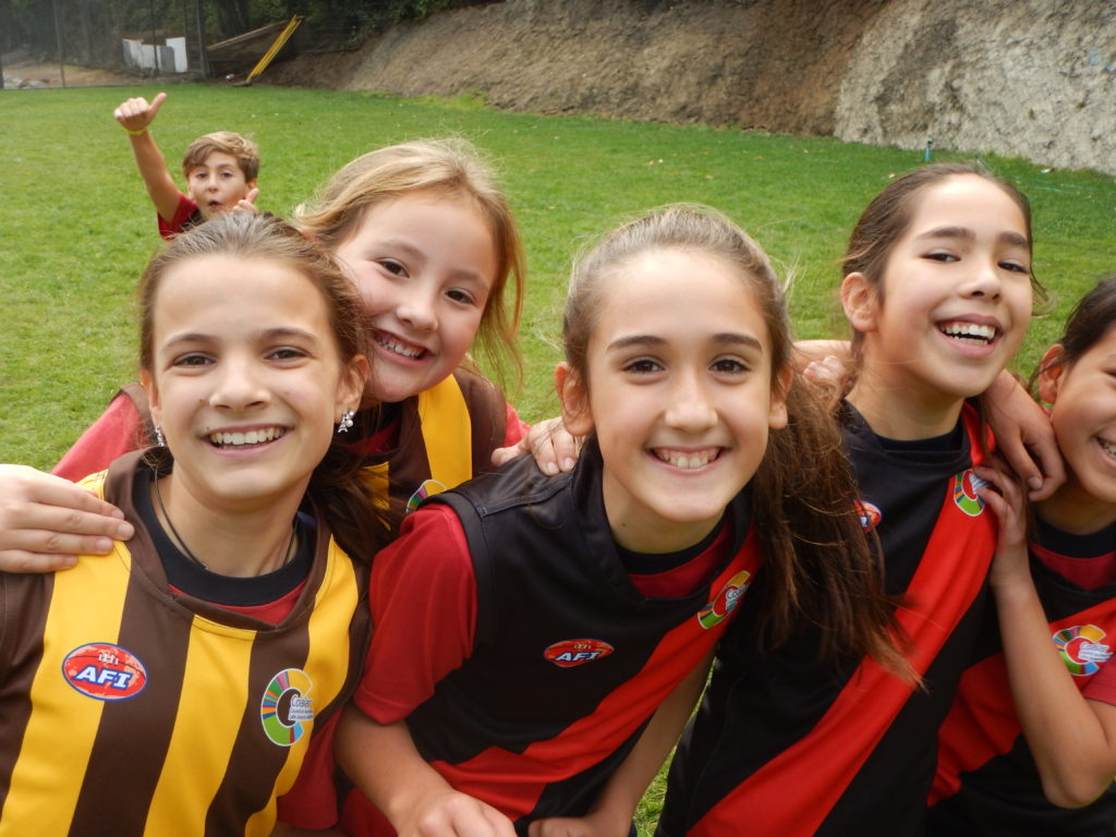 women and girls AFL