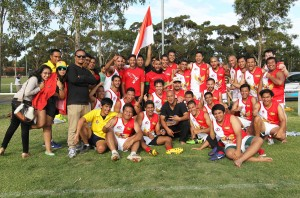 Team Indonesia AFL footy team