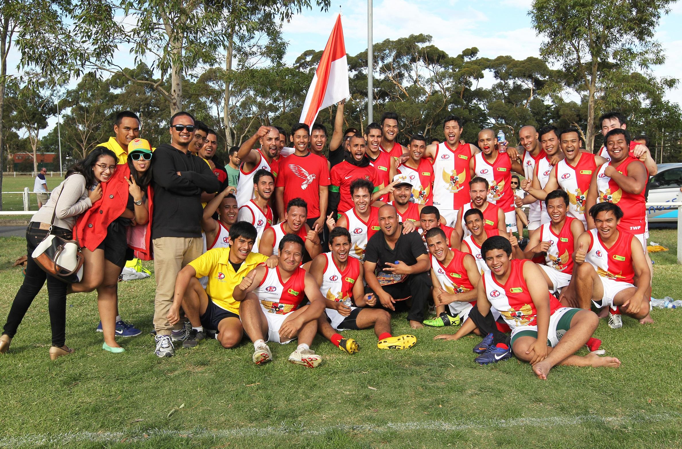 Team Indonesia AFL footy team