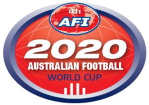 Australian Football World Cup logo