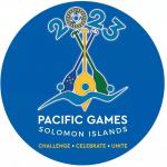 2023 Pacific Games logo logo