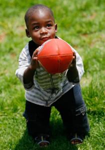 AFL Africa child