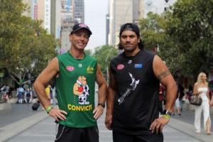 Australia & New Zealand footy