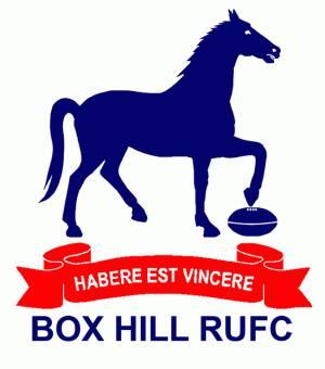 Box Hill Rugby Club logo