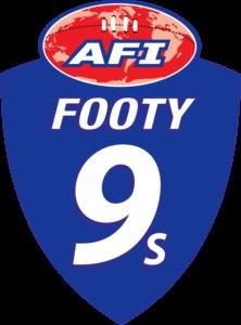 Footy 9s logo