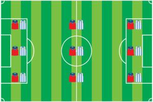 Footy 9s soccer field