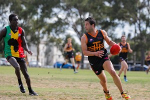 AFI Harmony Cup action