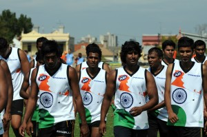 Team India AFL footy