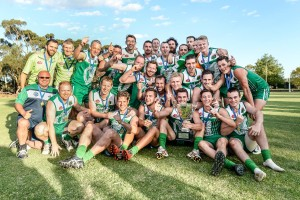 AFI Ireland footy team