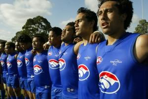 Samoa players AFL