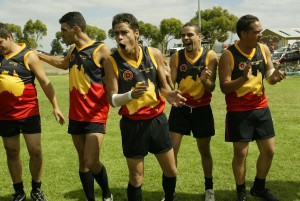 Team Australia players AFL