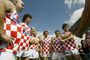 AFI Croatia footy team