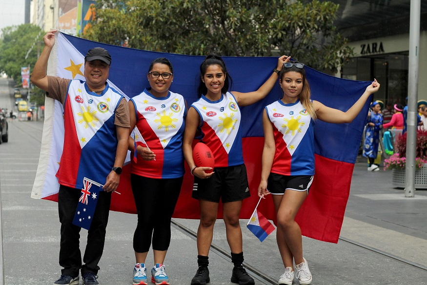 Asia footy jumpers AFL