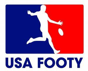 USA Footy logo